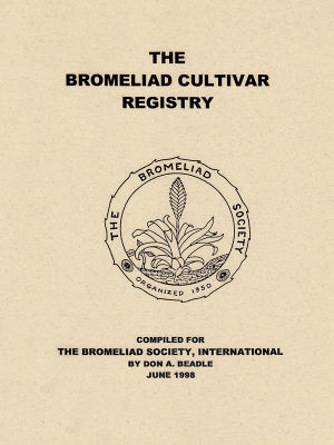 Beadle - The Bromeliad Cultivar Registry.jpg
